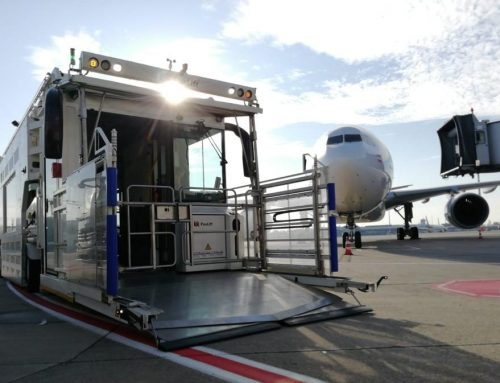 Newest PaxLift arrives at DUS